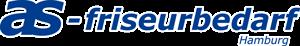 Logo von as friseurbedarf