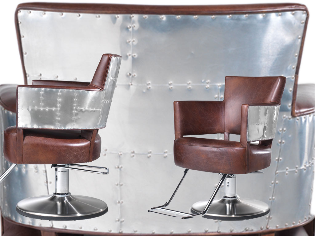 Barbier Styling Stuhl