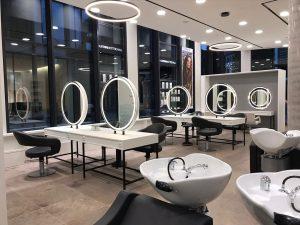 Einrichtung Friseursalon Saloneinrichtung