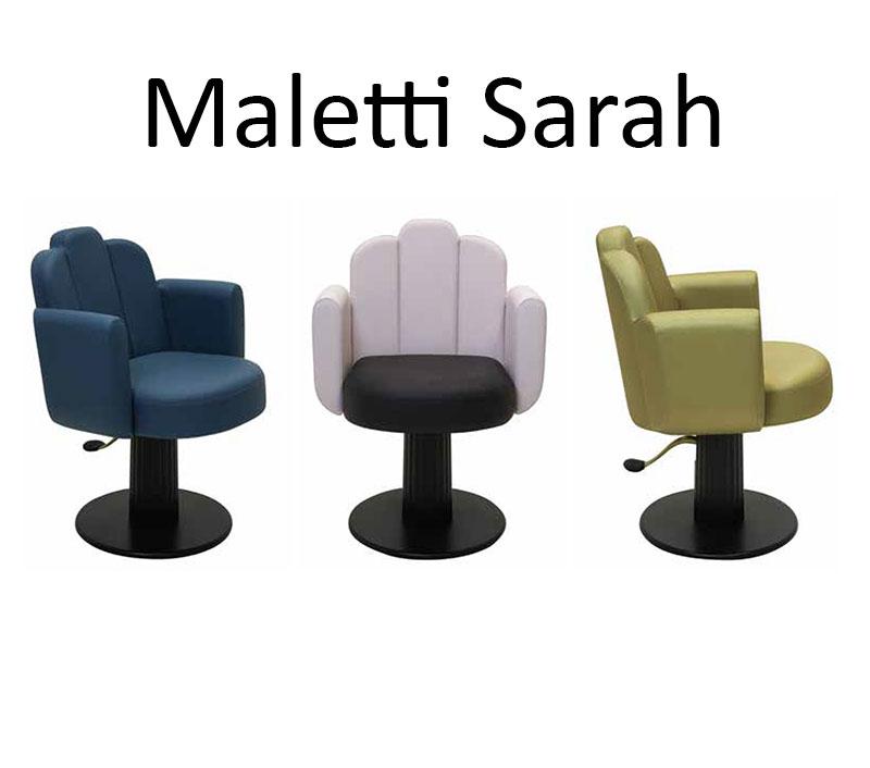 Maletti Sarah Friseurstuhl