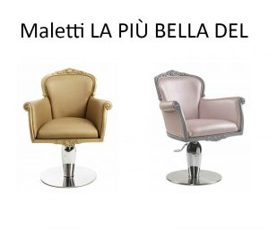Maletti Boheme Collection Friseurstuhl