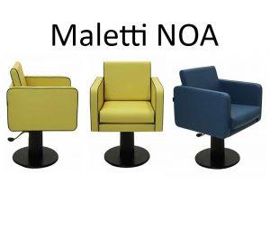 Maletti NOA Friseurstuhl