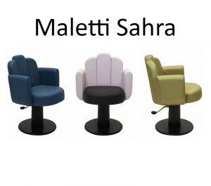 Maletti Sahra Friseurstuhl